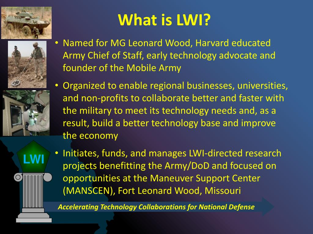 What is LWI?