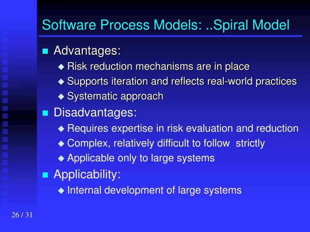 Software Process Models: ..Spiral Model