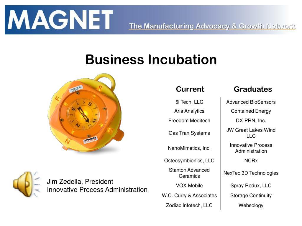Business Incubation