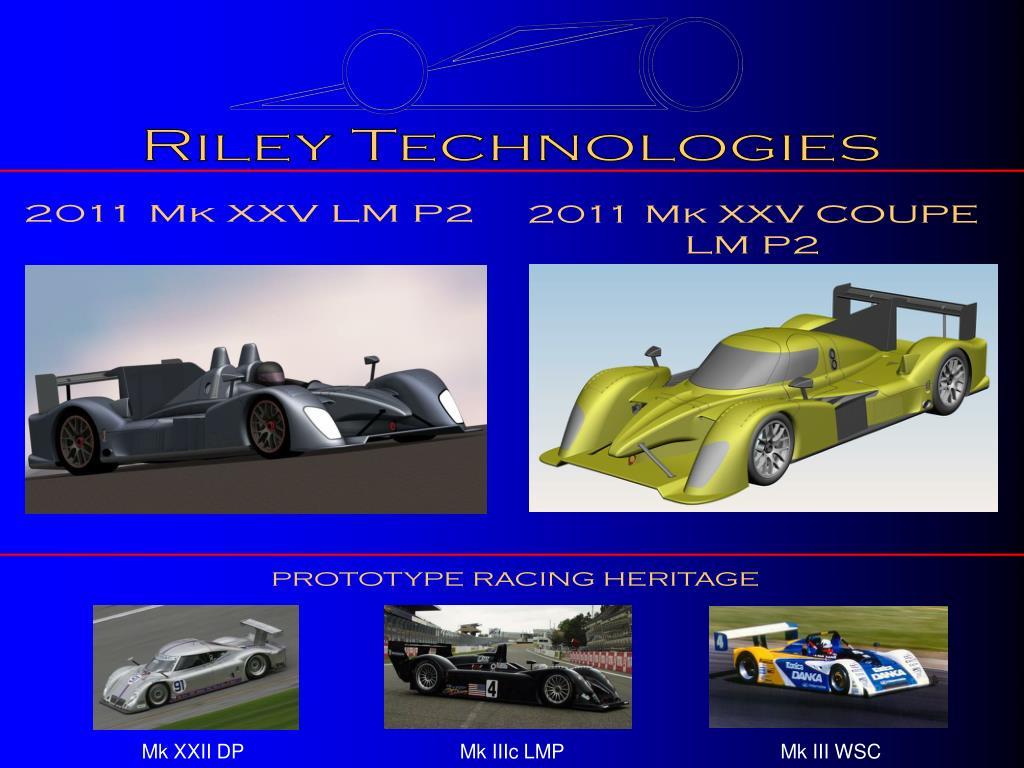 Riley Technologies