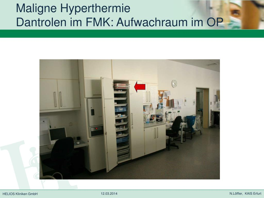 PPT - Maligne Hyperthermie - The Ugly - PowerPoint ...