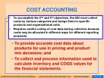 cost accounting35
