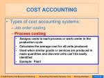 cost accounting37