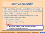 cost accounting42