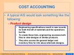 cost accounting45