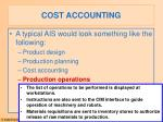 cost accounting48