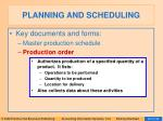 planning and scheduling23