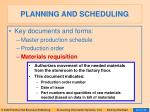 planning and scheduling24