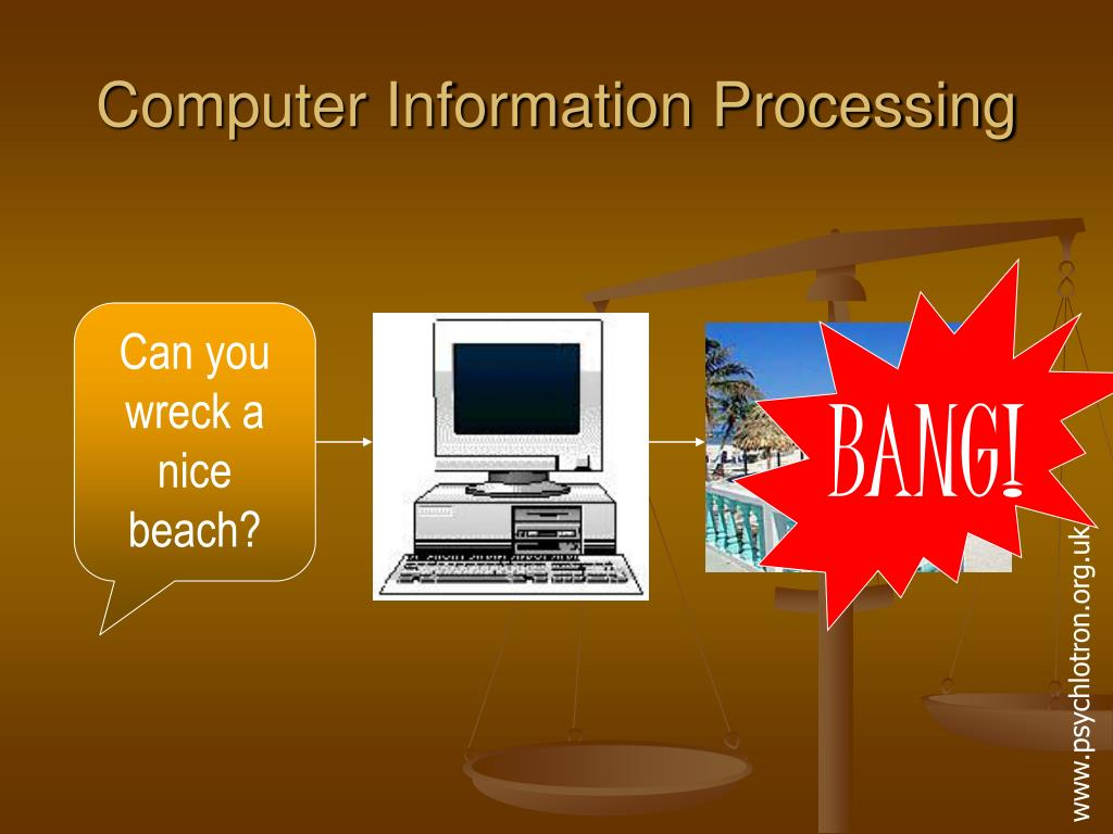 Computer Information Processing