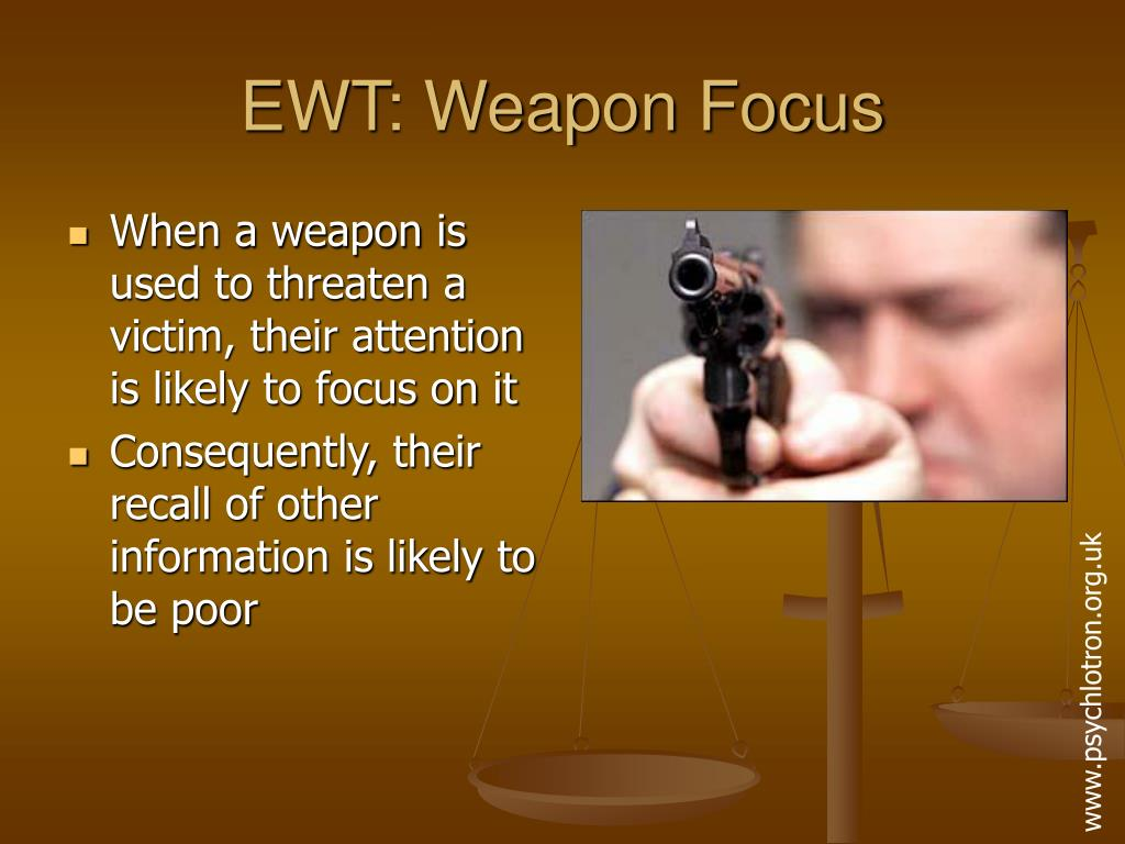 EWT: Weapon Focus