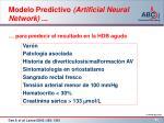modelo predictivo artificial neural network31