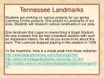 tennessee landmarks