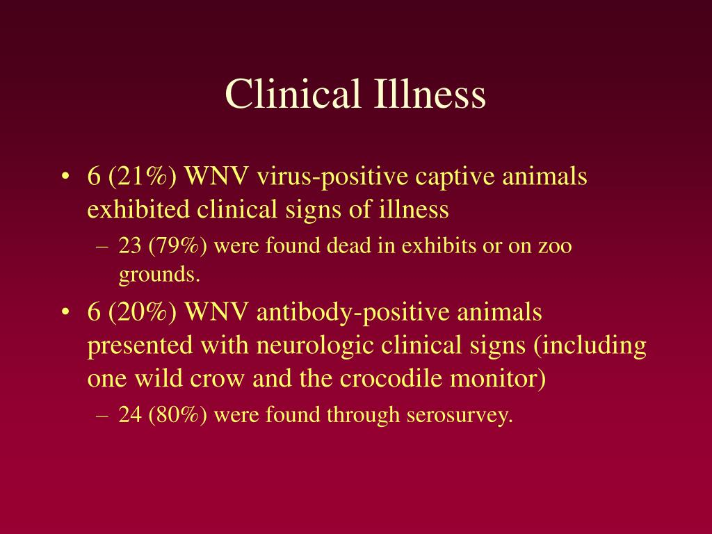 Clinical Illness