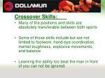 crossover skills