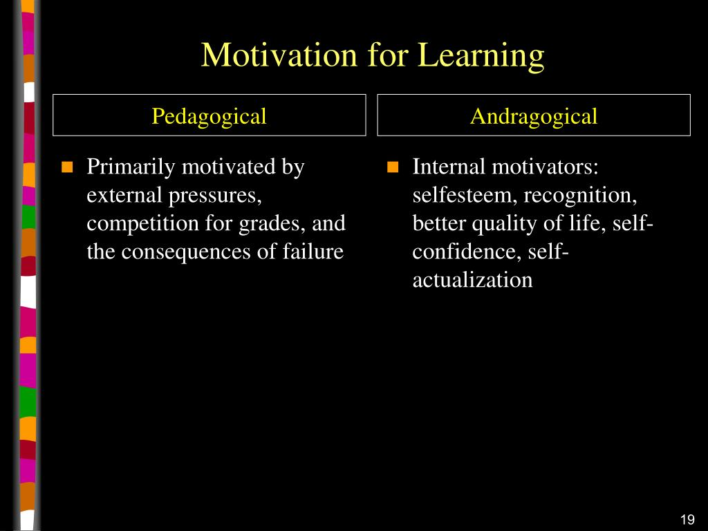 Primarily motivated by external pressures, competition for grades, and the consequences of failure