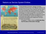 nations as service system entities