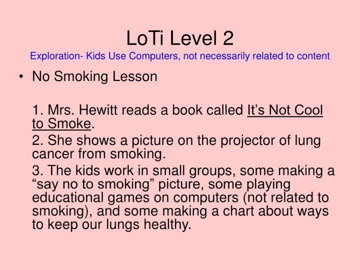 LoTi Level 2
