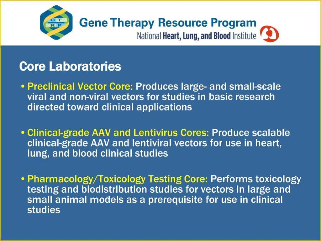 Core Laboratories