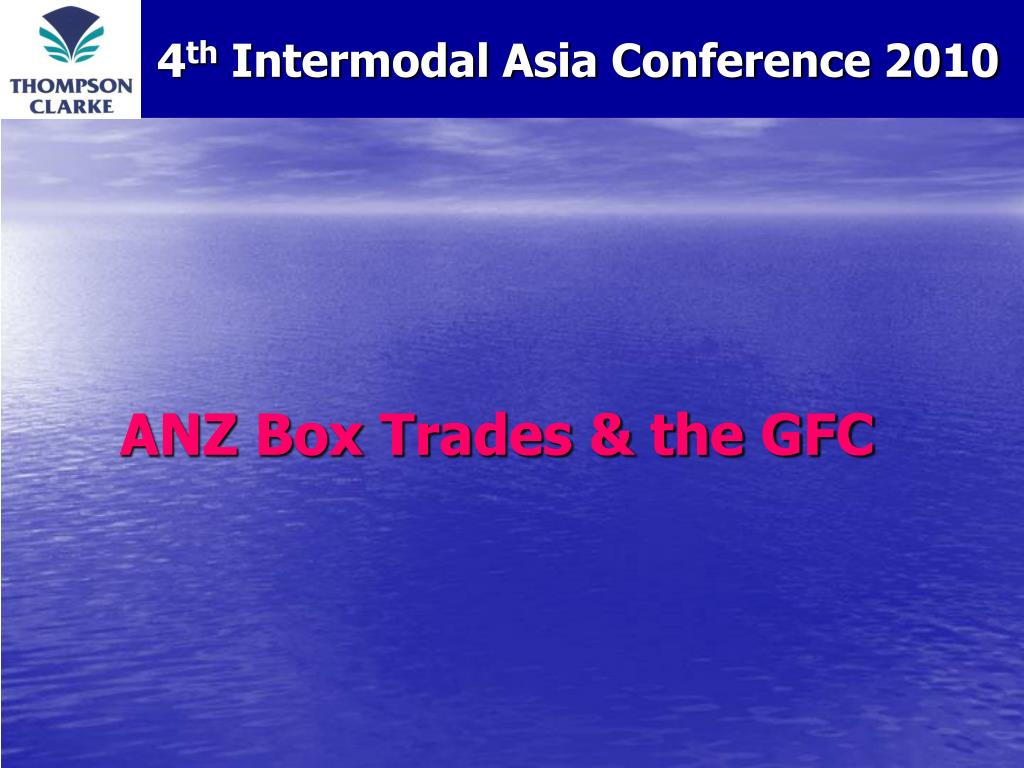 anz box trades the gfc l.
