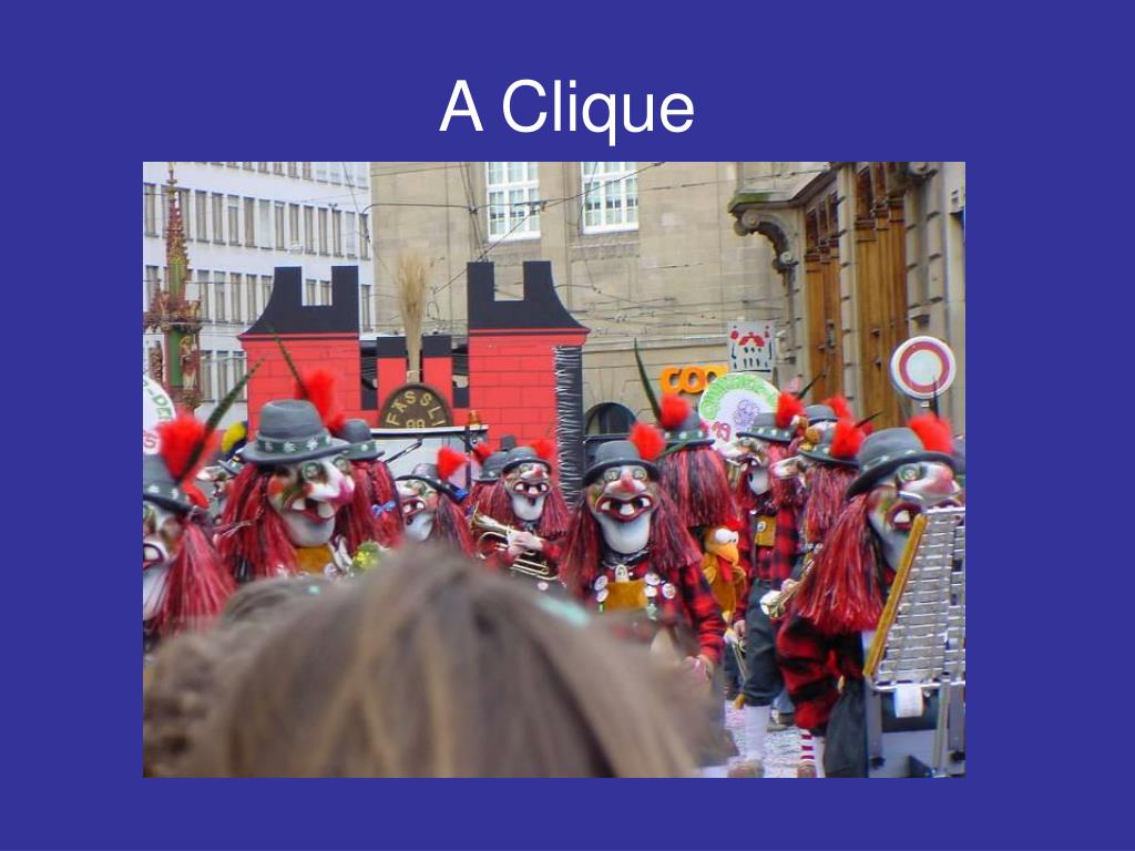 A Clique
