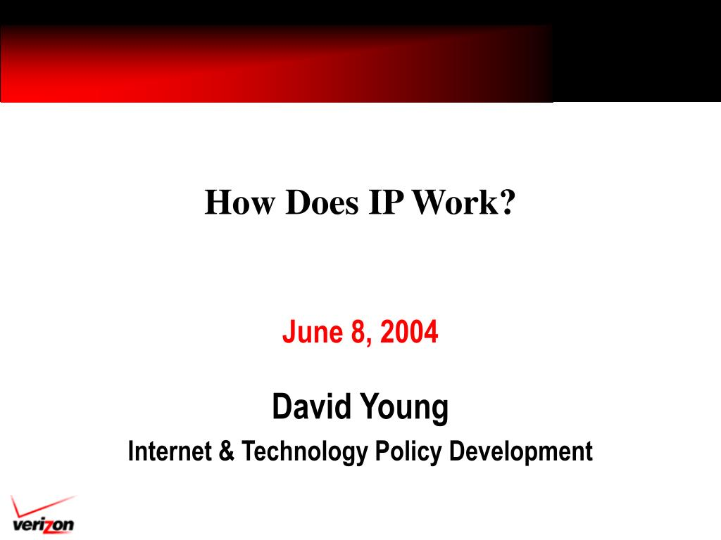 how does ip work l.