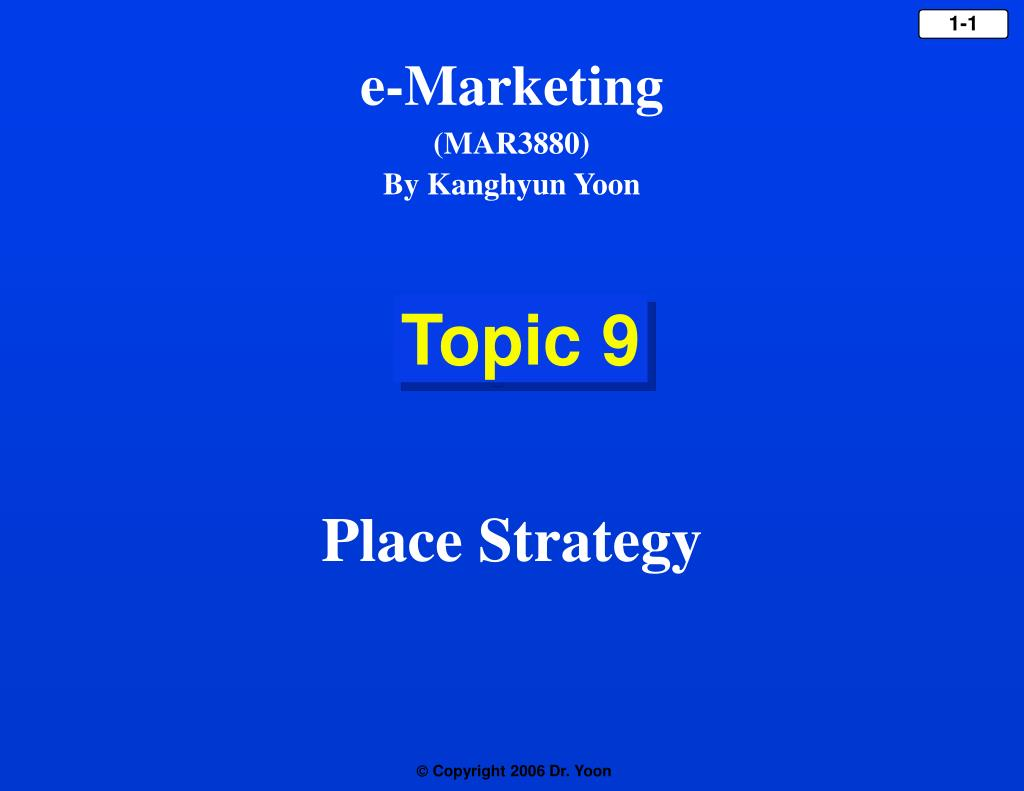 topic 9 l.