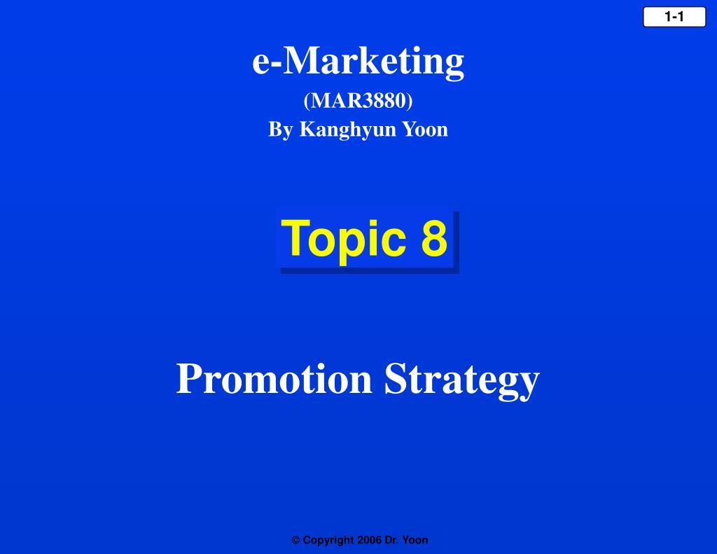 topic 8 l.