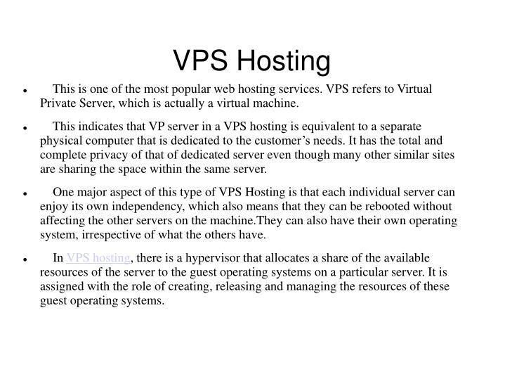 Vps hosting3