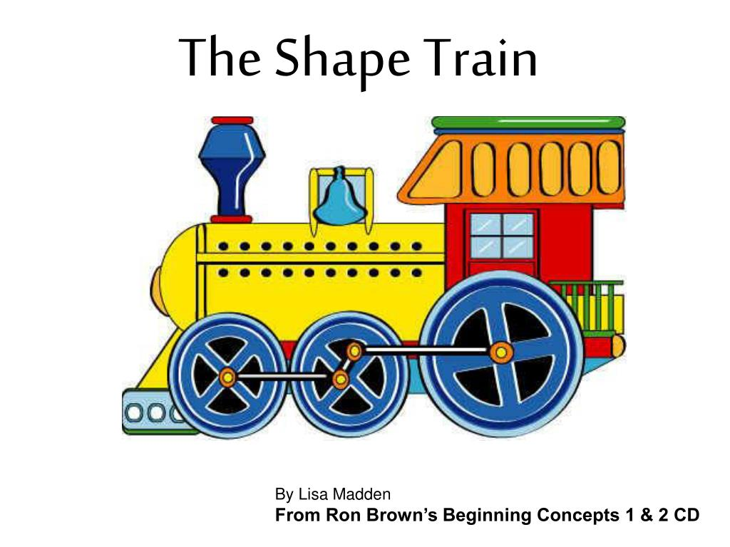 the shape train