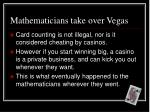 mathematicians take over vegas10