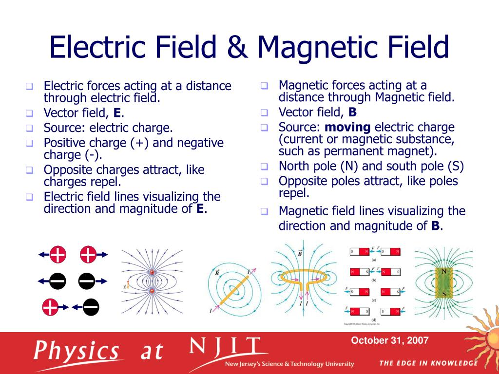 PPT - Physics 121: Electricity & Magnetism – Lecture 9 Magnetic