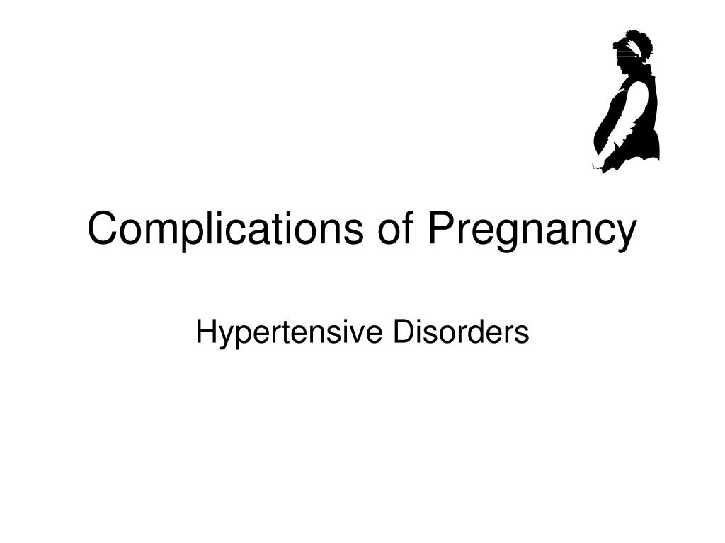 Complications of Pregnancy