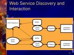 web service discovery and interaction