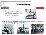 company history3