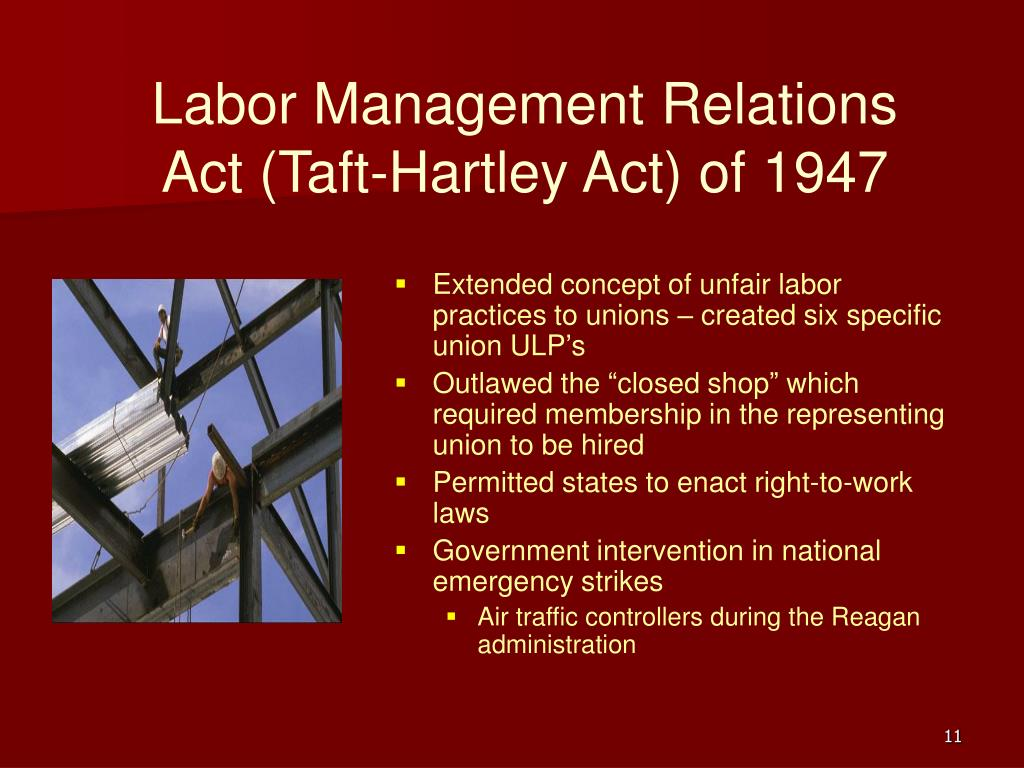 a study of the evolution of labor unions Special promo extended  join or renew with code tote2018 before june 15 for $20 off and a free shrm tote.