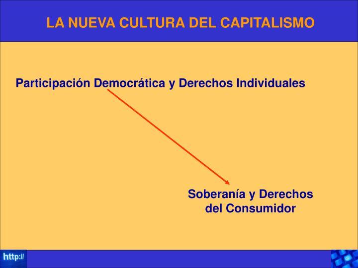 La nueva cultura del capitalismo3