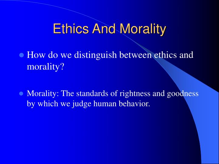 the ethics and morality of homosexuality Free bible teaching about morality and ethics: free lessons and study materials with bible answers to learn from the scriptures what god himself has revealed about these issues of morality and ethics included are discussions of abortion, gambling, drug abuse, stealing, lying, homosexuality.