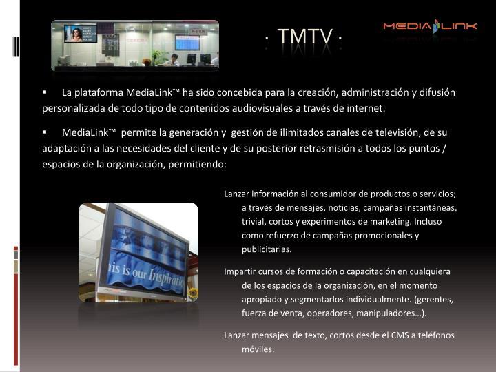 ∙  TMTV ∙