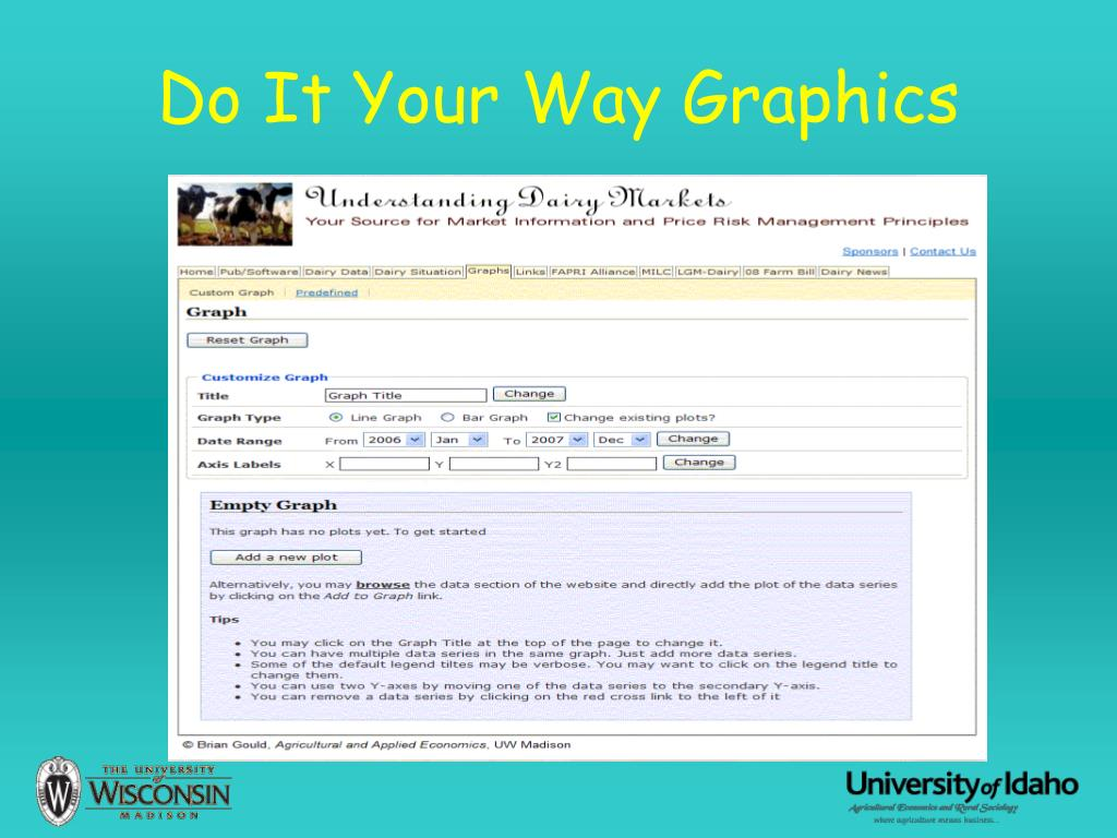 Do It Your Way Graphics