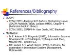 references bibliography39