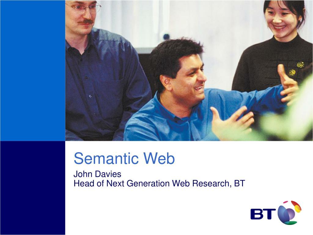 semantic web l.