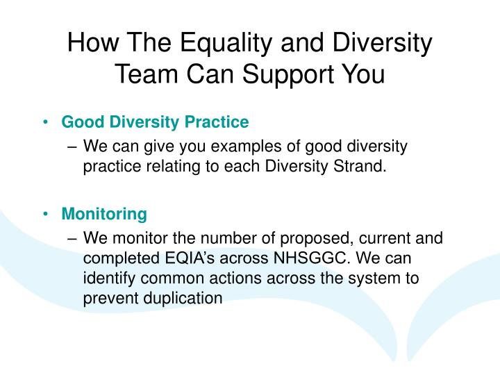 assessment equality and diversity essay You should use this file to complete your assessment 1the first thing equality & diversity essay and surrounding areas support equality and diversity.