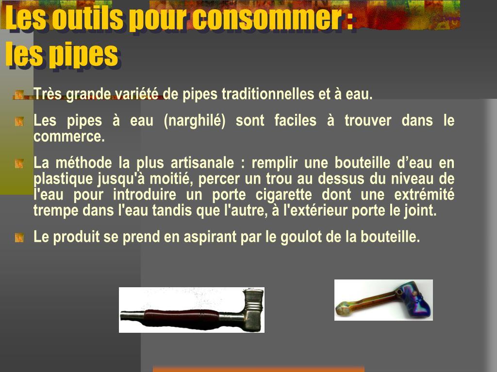 Les outils pour consommer :