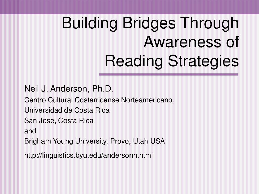 Building Bridges Through Awareness of