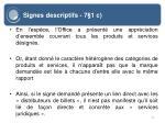 signes descriptifs 7 1 c41