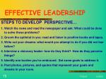 effective leadership15