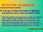 effective leadership17