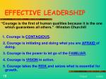 effective leadership18