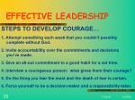 effective leadership20