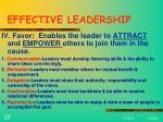 effective leadership23